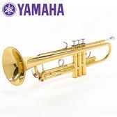 小叮噹的店- Yamaha 日本製 YTR6335II 鍍金小號 Bb調 小喇叭 (YTR-6335II)