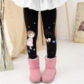 女童內搭褲 女童打底褲加絨加厚童裝褲襪