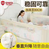 寶寶嬰兒童床床邊床上2米1.8大床通用防摔擋板BL【巴黎世家】