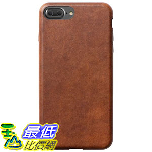 [106美國直購] 皮革手機殼 Nomad iPhone 7 Plus Horween Leather Case - Rustic Brown Color - Develops