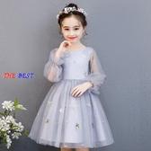 百姓館 花童禮服 兒童洋裝 童裝 公主裙 禮服 蓬蓬紗 洋氣連身裙