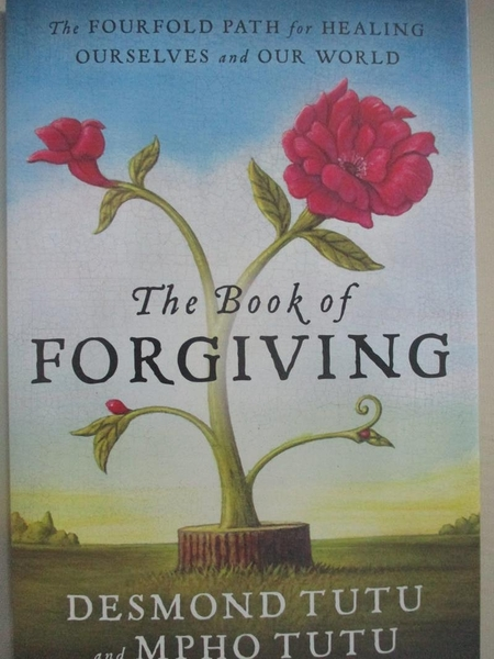 【書寶二手書T1/心理_B23】The Book of Forgiving: The Fourfold Path for Healing Ourselve..