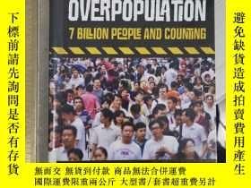 二手書博民逛書店Overpopulation罕見theory of population principles of popula