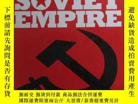 二手書博民逛書店THE罕見RISE AND FALL OF THE SOVIET