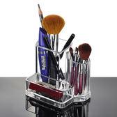 透明亞克力化妝刷收納盒刷具桶筆筒眉筆口紅小樣睫毛膏化妝品收納 CY潮流站