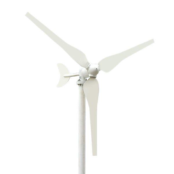 風力發電機50W家用12V小型發電機微型發電機馬達風能24V