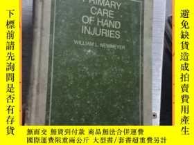 二手書博民逛書店英文書罕見primary care of hand injuries 手外傷的初級護理Y16354 請見圖片