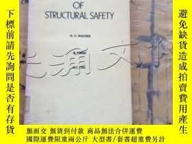 二手書博民逛書店Methods罕見of Structural SafetyY11