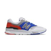 New Balance Cm997hzj D [CM997HZJD] 男鞋 運動 休閒 復古 穿搭 紐巴倫 白藍紅灰