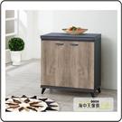 {{ 海中天休閒傢俱廣場 }} G-02 摩登時尚 餐櫃系列 339-1 雷森2.6尺碗盤櫃(含玻)