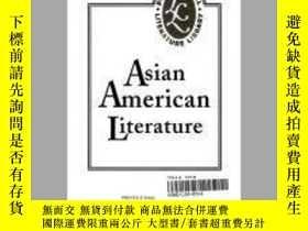二手書博民逛書店Asian罕見American Literature * Prentice Hall Literature Lib