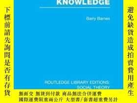 二手書博民逛書店Interests罕見And The Growth Of Knowledge-興趣與知識增長Y436638 B