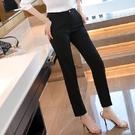 黑色搭配直筒褲 [21S055-PF]美之札