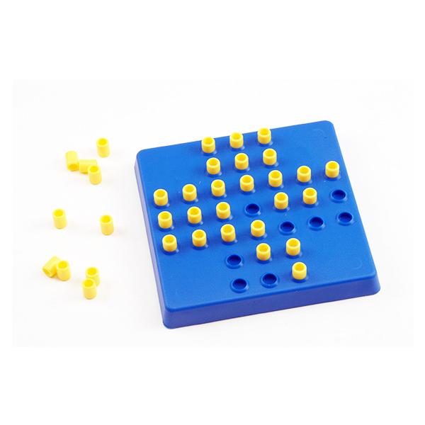 【USL遊思樂教具】趣味益智遊戲-孔明棋 G3003C01