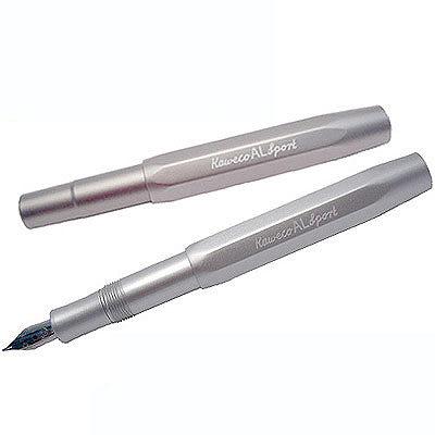 德國KAWECO AL SPORT系列 純鋁鋼筆*銀白