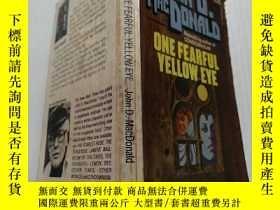 二手書博民逛書店ONE罕見FEARFUL YELLOW EYE(一隻可怕的黃眼睛