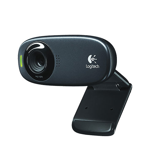 Logitech 羅技 HD WEBCAM C310 720p 網路 攝影機