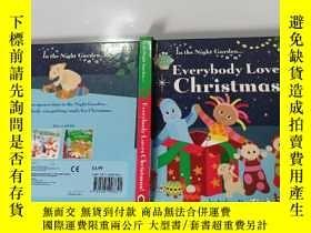 二手書博民逛書店Everybody罕見Loves Christmas:每個人都喜歡聖誕節Y200392