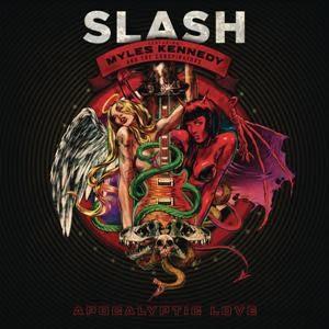 Slash 末日之愛 CD附DVD 影音豪華盤  (音樂影片購)