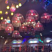 吊燈 酒吧裝飾網紅店鋪商場頂部裝飾燈清吧音樂餐廳裝飾 現貨快出YJT
