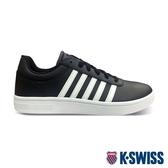 K-SWISS Court Cheswick時尚運動鞋-男-黑