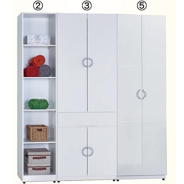 【森可家居】凱倫6尺組合衣櫃(2+3+5) 7JF072-2 衣櫥 MIT台灣製造