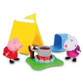 粉紅豬小妹戶外露營組