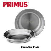 【速捷戶外】瑞典 PRIMUS 738011 CampFire Plate 不鏽鋼盤 料理盤 露營 野營 登山 野炊