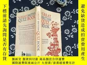 二手書博民逛書店THE罕見GREAT BRITISH QUIZ BOOKY267