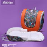 多功能嬰兒bb尿布臺可折疊便攜寶寶床    SQ5670『樂愛居家館』