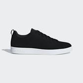 Adidas VS Advantage CL [B43735] 男鞋 運動 休閒 舒適 緩衝 經典 麂皮 愛迪達 黑