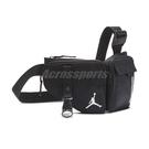 Nike 包包 Jordan 23 男女款 黑 鑰匙環 肩背包 戰術包 喬丹【ACS】 JD2143009GS-001