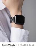 蘋果手錶錶帶apple watch簡約鏈式iwatch錶帶【英賽德3C數碼館】