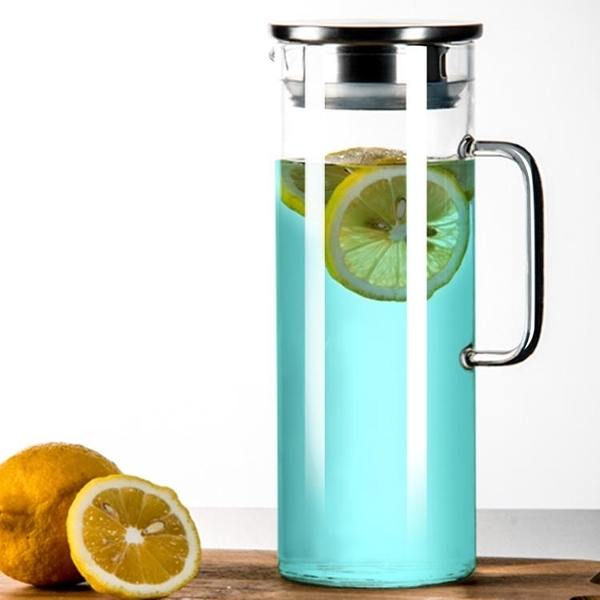 降價兩天 居家用品 防爆冷水壺 耐熱玻璃壺 茶壺 果汁飲料扎壺 大容量水瓶