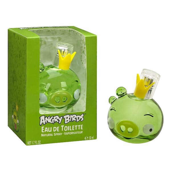 Angry Birds King Pig Eau de Toilette Spray 國王豬淡香水 50ml