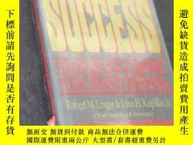 二手書博民逛書店TUNE罕見IN TO SUCCESSY15196 出版1991