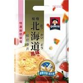 桂格北海道鮮奶草莓鮮奶麥片30g x12入/包【愛買】
