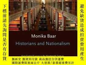 二手書博民逛書店Historians罕見And Nationalism: Eas