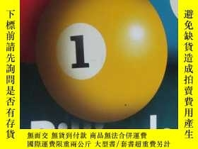 二手書博民逛書店BILLIARDS:The罕見offical rules and
