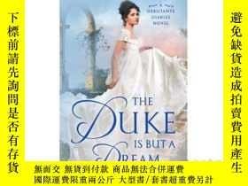 二手書博民逛書店The罕見Duke Is But a Dream: A Debu