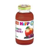 HiPP 喜寶 生機綜合紅寶多果汁200ml [衛立兒生活館]