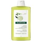 【南紡購物中心】Klorane蔻蘿蘭 淨透輕盈洗髮精400ml 推廣品