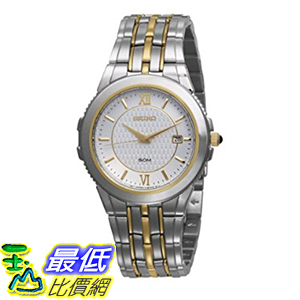[美國直購] Seiko Men s 男士手錶 SKK688 Le Grand Sport Two-Tone Watch