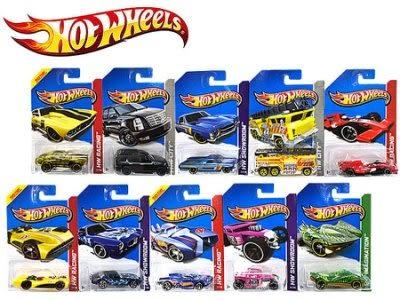 【Mattel美泰兒】Hot Wheels 合金車 新風火輪小汽車 隨機1入出貨