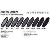 ◎相機專家◎ Kenko RealPRO ND64 62mm 防水抗油汙多層膜減光鏡 減6格 正成公司貨