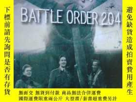 二手書博民逛書店BATTLE罕見ORDER 204:A bomber pilot s story 英文原版 大32開插圖本Y8