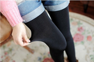 內搭褲 珍珠絨 加厚九分 打底褲 考拉絨無縫 冬季保暖 加絨靴褲子【B7033】