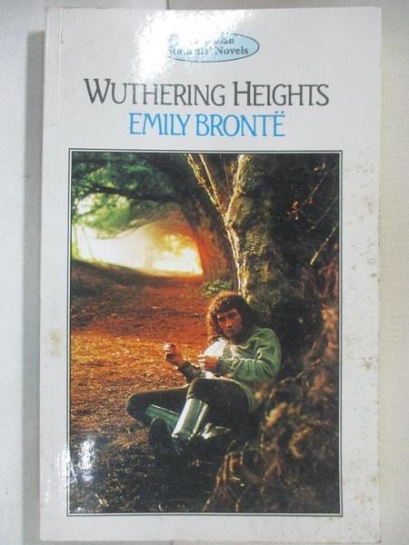 【書寶二手書T2/原文小說_GOG】WUTHERING HEIGHTS_BRONTE
