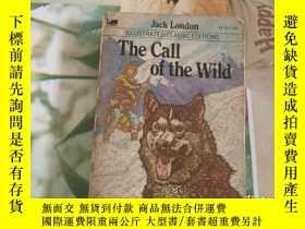 二手書博民逛書店野性的呼喚罕見The Call of the Wild (Ill