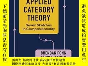二手書博民逛書店An罕見Invitation To Applied Category TheoryY255562 Brenda